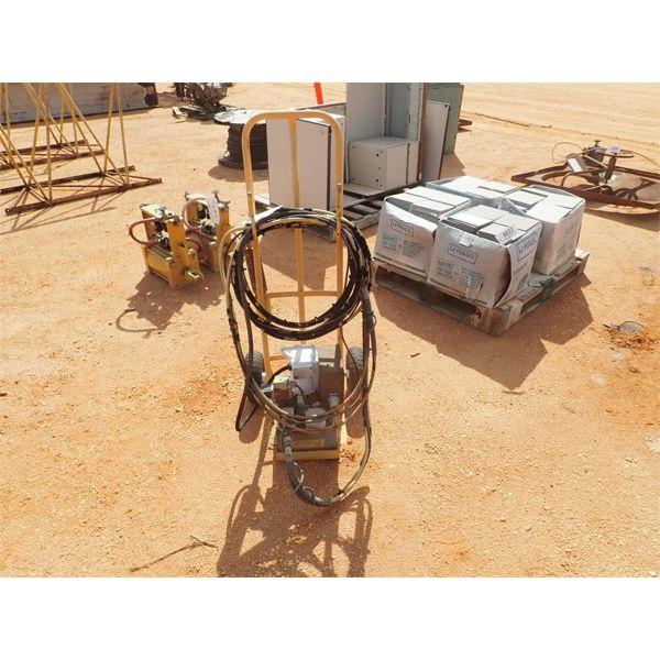 HUCK  Hydraulic Power Unit