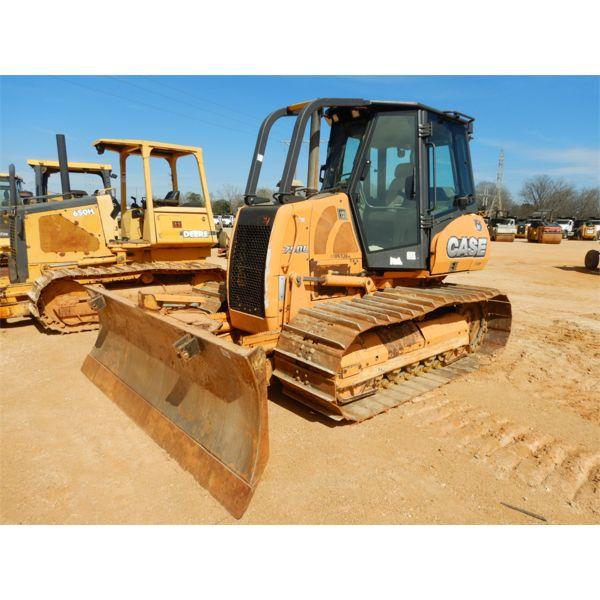 2012 CASE 750L Dozer / Crawler Tractor