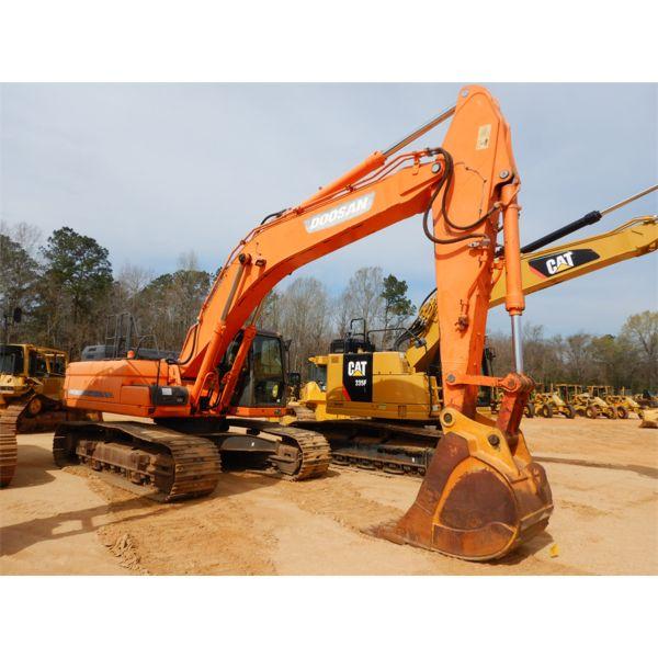 2012 DOOSAN DX350LC-3 Excavator