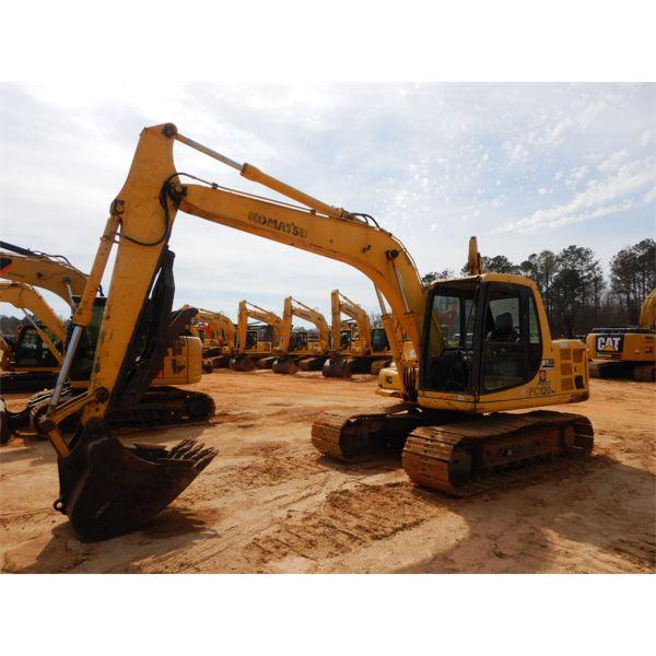 2004 KOMATSU PC120-6E0 Excavator