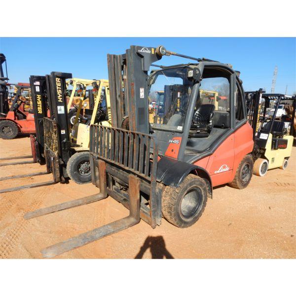 LINDE  H45D Forklift - Mast