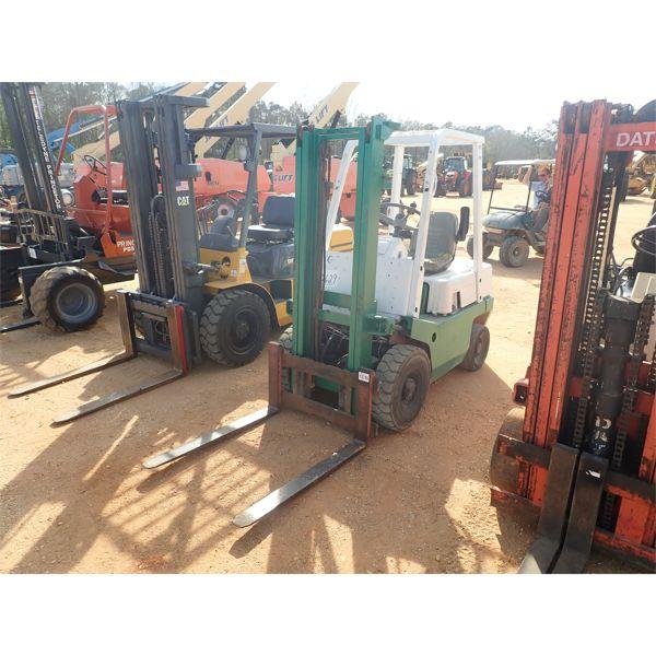 NISSAN NP01 Forklift - Mast