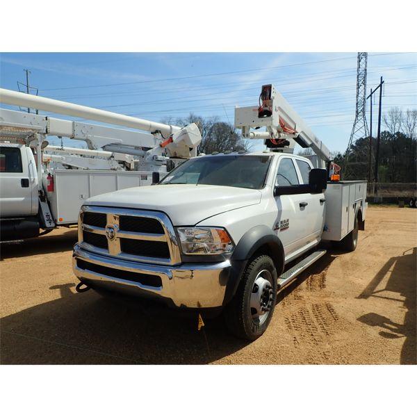 2014 RAM 5500 HD Bucket Truck