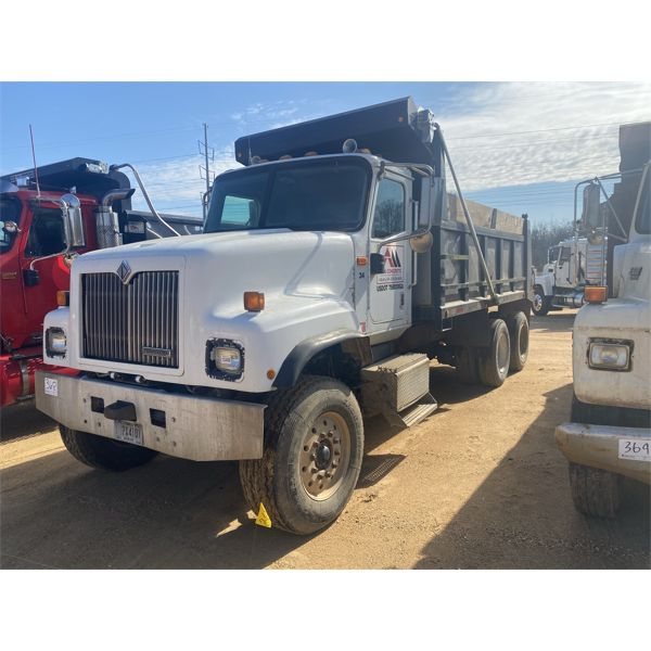 2000 INTERNATIONAL 5500i Dump Truck