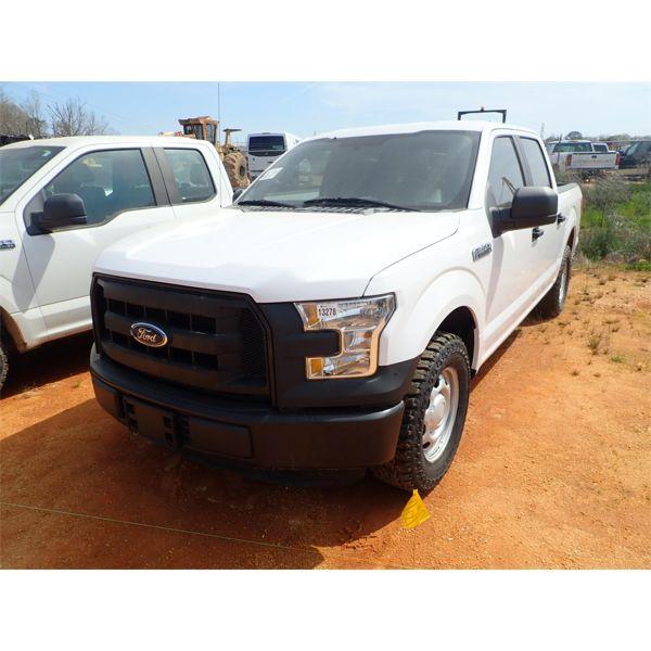 2016 FORD F150 XL Pickup Truck