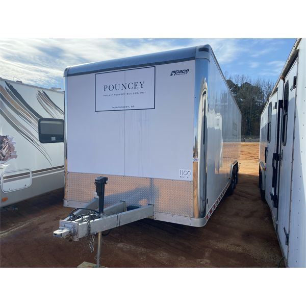 2006 PACE AMERICAN SHADOW GT Cargo Trailer