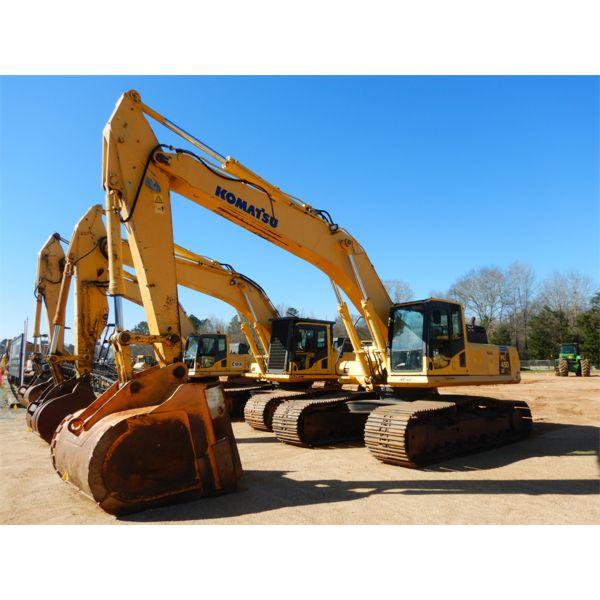 2011 KOMATSU PC450LC-8 Excavator