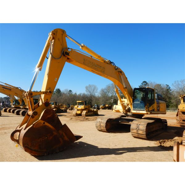 2011 KOMATSU PC490 Excavator