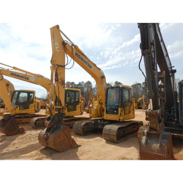 2014 KOMATSU PC138USLC-10 Excavator