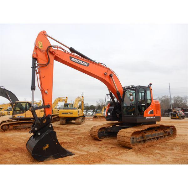 2020 DOOSAN DX235LCR-5 Excavator
