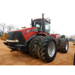2013 CASE STEIGER 550 HD Scraper Tractor