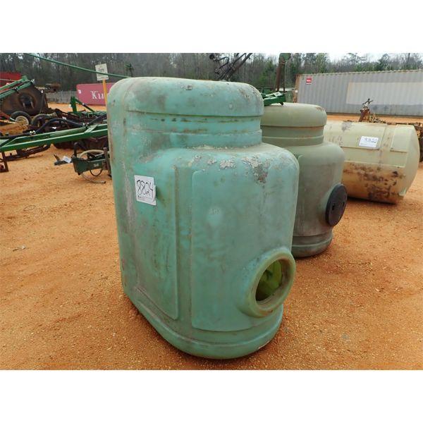 260 gal spray tank
