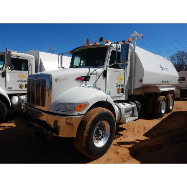 2013 PETERBILT PB348 Water Truck