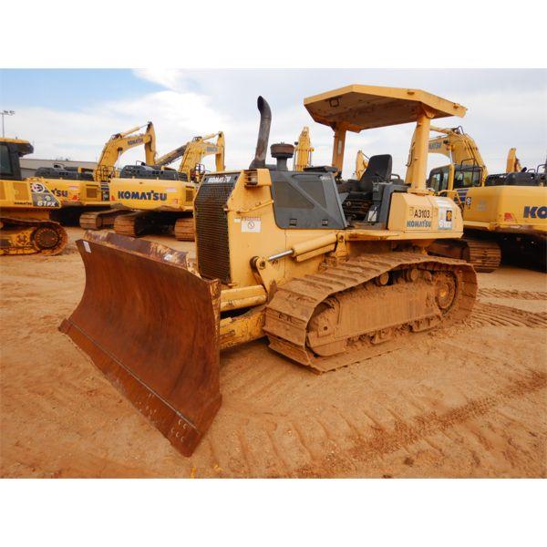 2006 KOMATSU D61EX-15 Dozer / Crawler Tractor