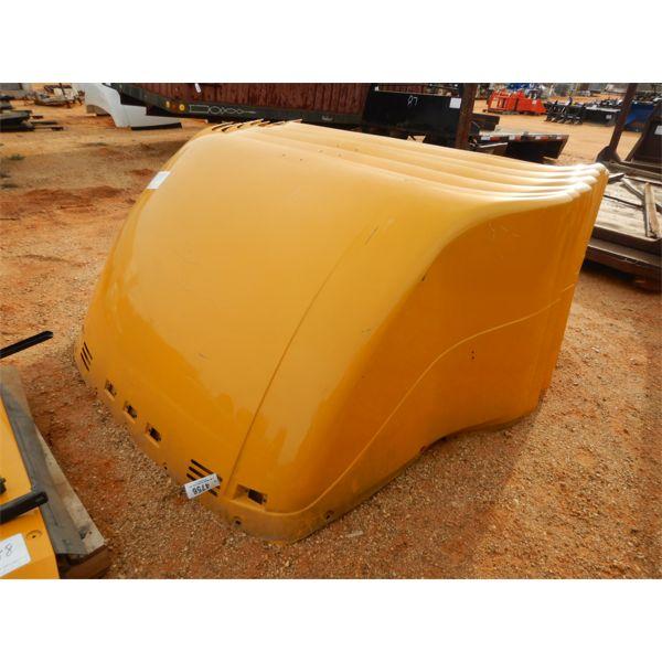 (7) air deflectors, fits truck tractor