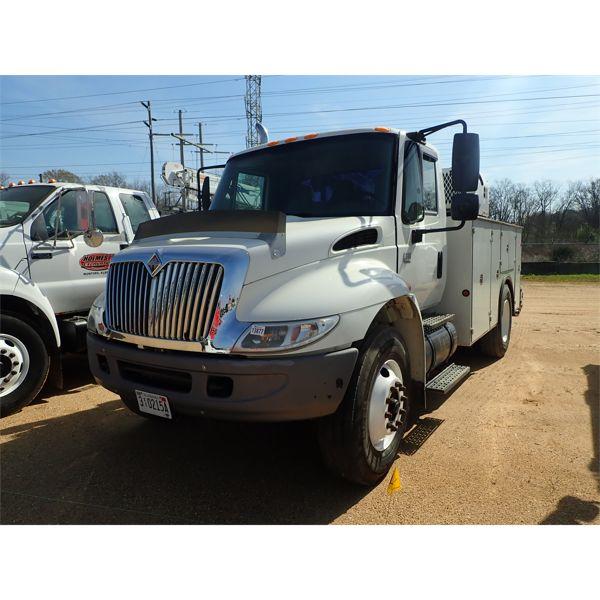 2007 INTERNATIONAL 4300 Service / Mechanic Truck