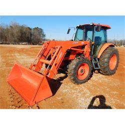 2014 KUBOTA M8560D Farm Tractor