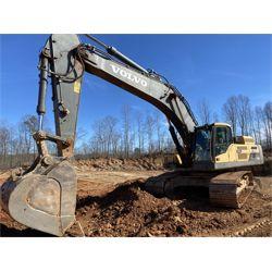 2013 VOLVO EC480DL Excavator
