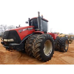 2012 CASE STEIGER 550 HD Scraper Tractor