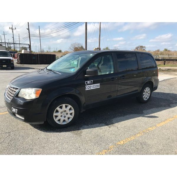 2008 CHRYSLER TOWN & COUNTRY Cargo Van