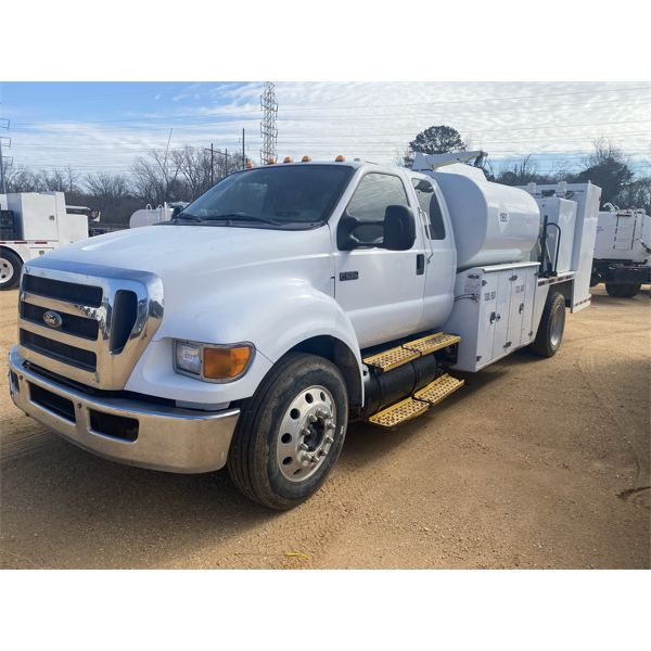 2011 FORD F650 Fuel / Lube Truck