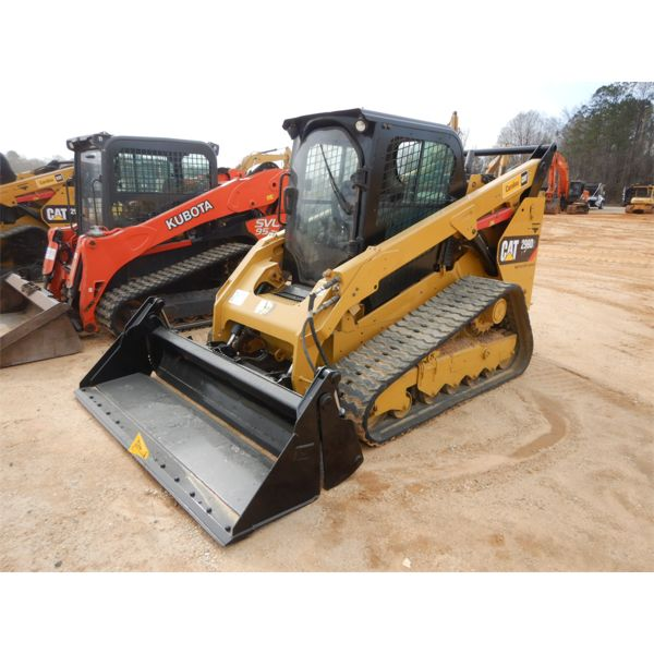 2016 CAT 299D2 Skid Steer Loader - Crawler
