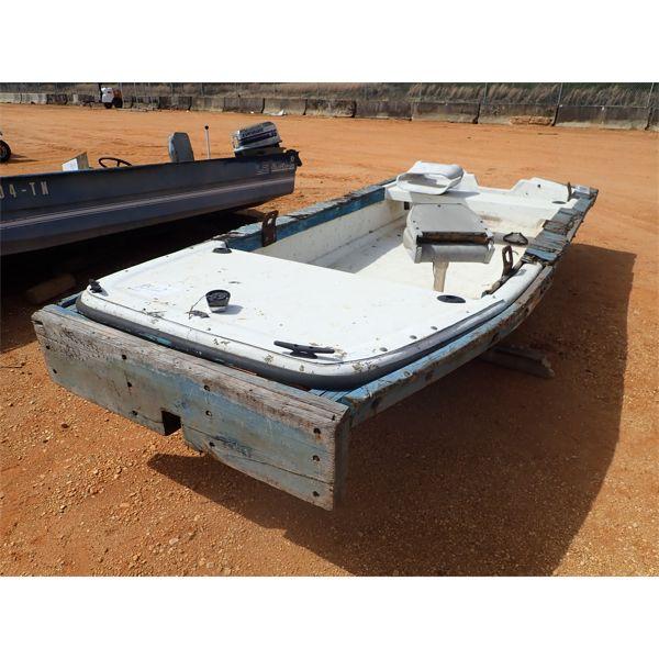 2006 CAROLINA SKIFF J14 Boat
