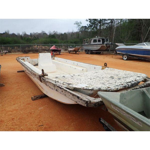 CAROLINA SKIFF 24DLX Boat