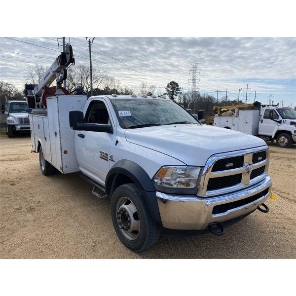 2014 RAM 5500 HD Service / Mechanic Truck