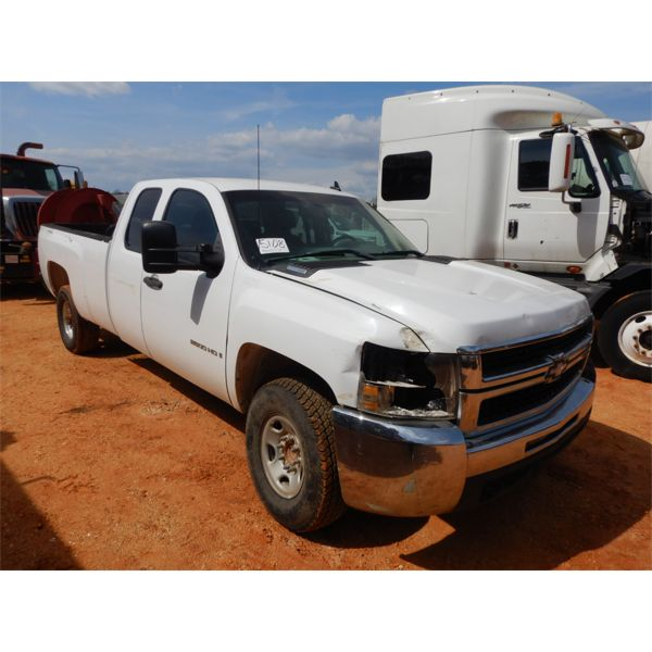 2009 CHEVROLET SILVERADO Pickup Truck