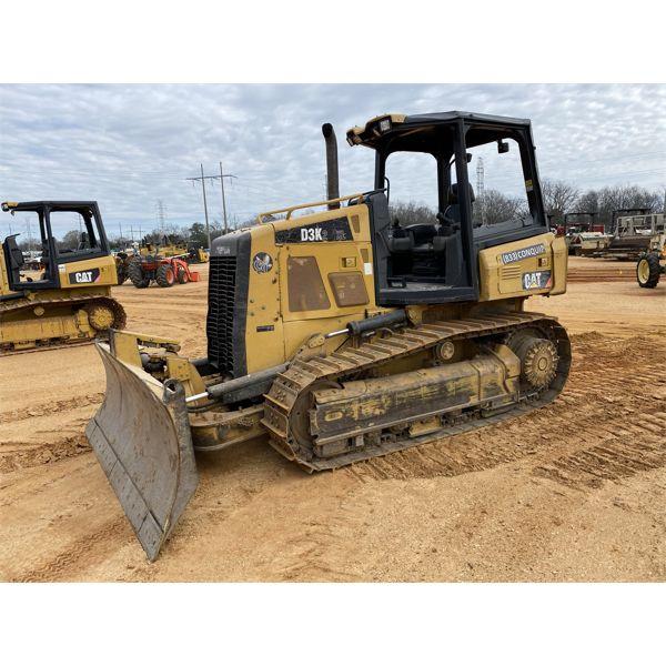 2013 CAT D3K2 XL Dozer / Crawler Tractor