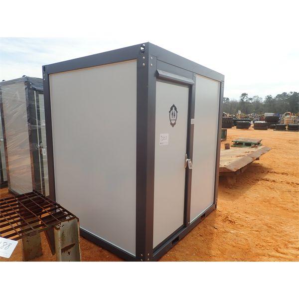 BASTONE  110 volt, portable toilet w/shower