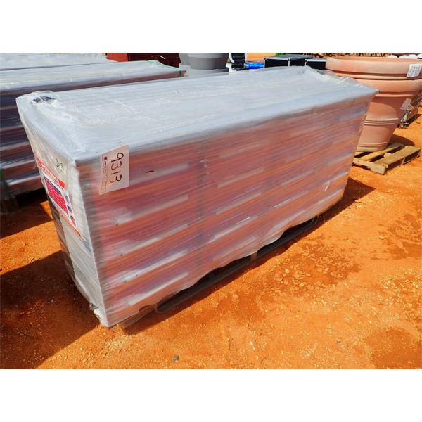 STEELMAN  7' work bench w/20 drawers