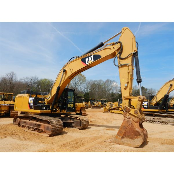 2012 CATERPILLAR 336EL Excavator