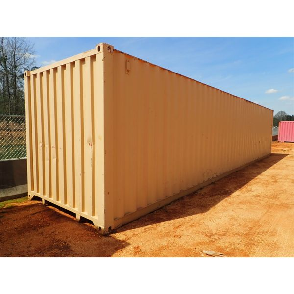 40' steel office container/shipping container