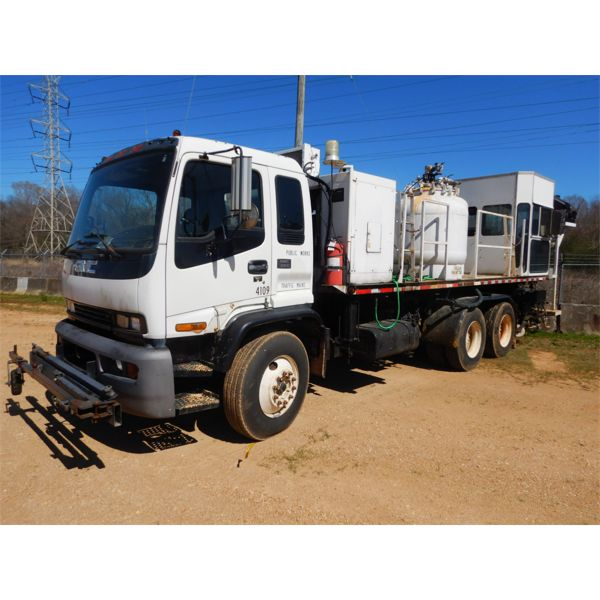 1998 GMC T8500 STRIPING TRUCK Specialty Truck