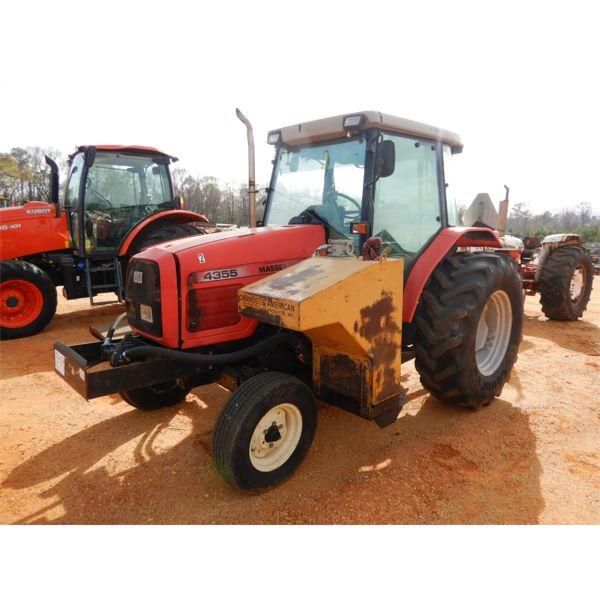 2003 MASSEY FERGUSON 4355 Farm Tractor