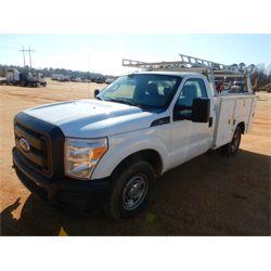 2011 FORD F250 Service / Mechanic Truck