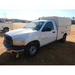 2006 DODGE RAM 2500 Service / Mechanic Truck