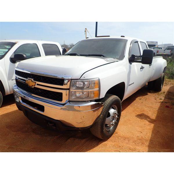 2012 CHEVROLET 3500 HD Pickup Truck