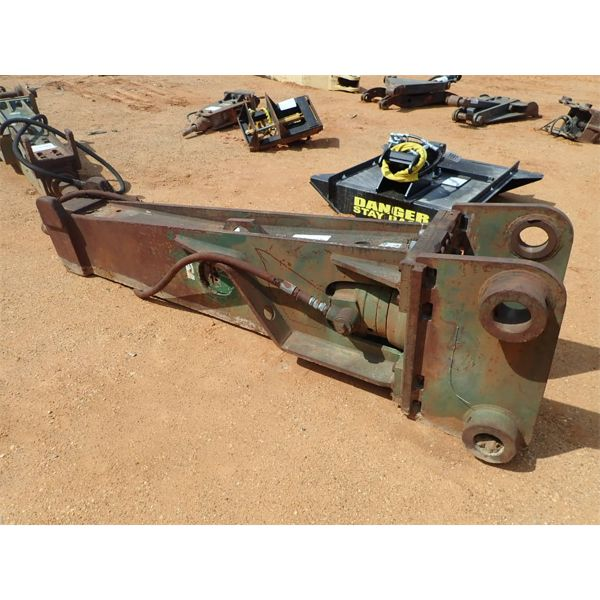 ROCKRAM 785 Hyd hammer