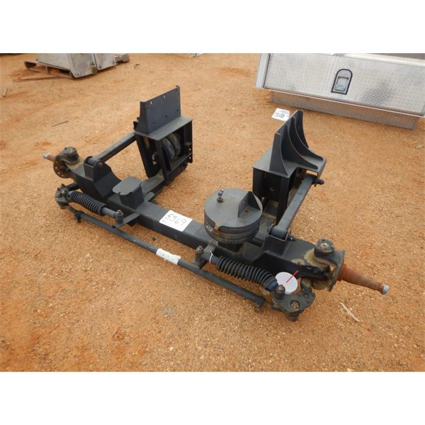 WATSON & CHALIN  lift axle