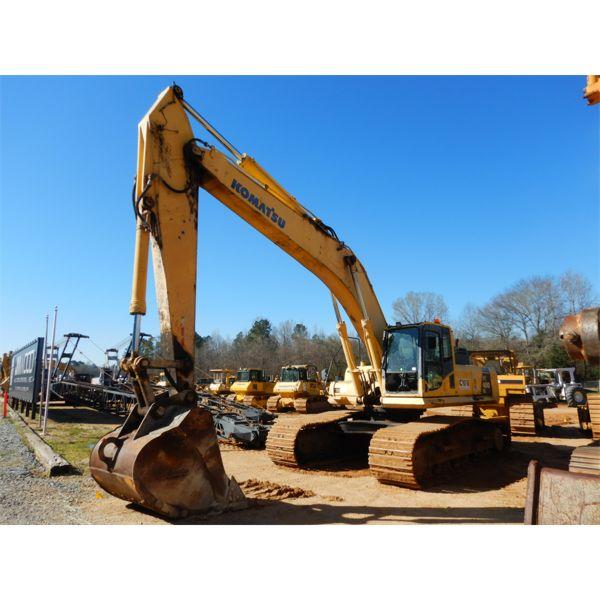 2009 KOMATSU PC400LC-8 Excavator