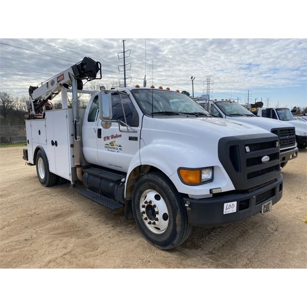 2006 FORD F650 Service / Mechanic Truck