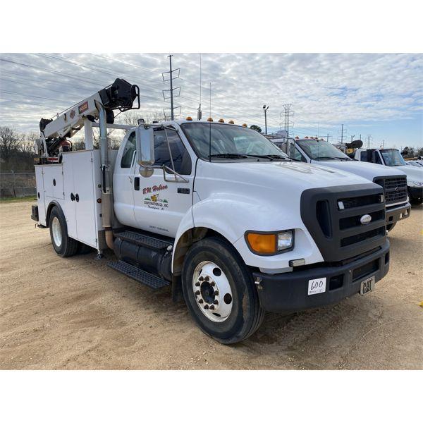 2006 FORD F650 Service / Mechanic Truck