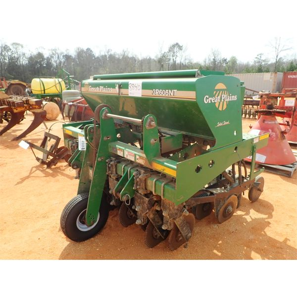 GREAT PLAINS 3P605NT 6' grain drill (