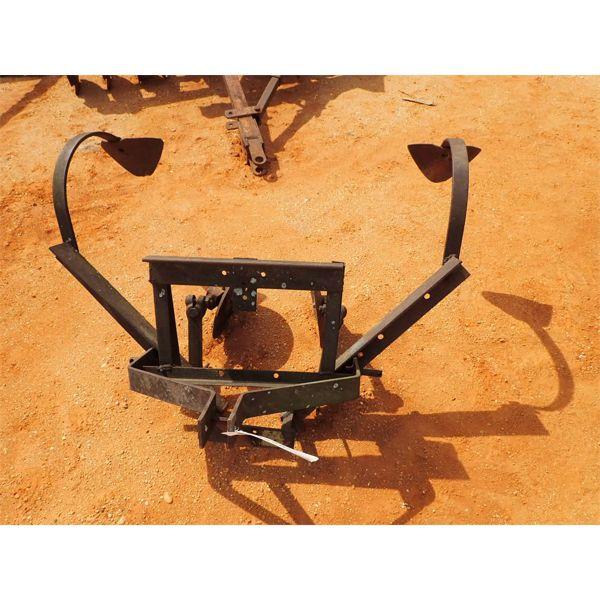 garden plow/disc, 3 PTH