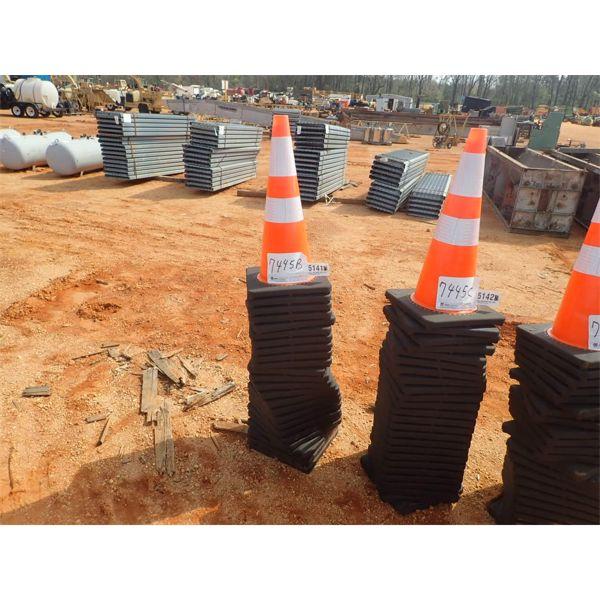 (25) Safety cones