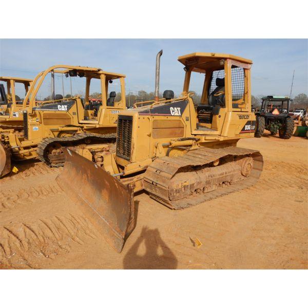 2007 CAT D3G LGP Dozer / Crawler Tractor