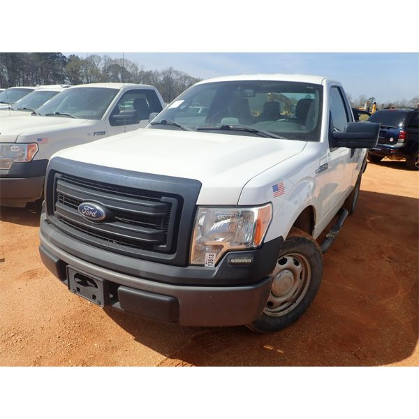 2014 FORD F150 XL Pickup Truck